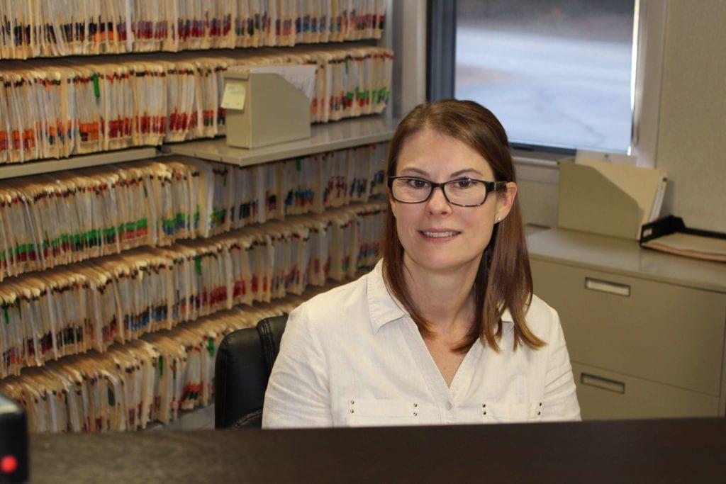 Heather-office