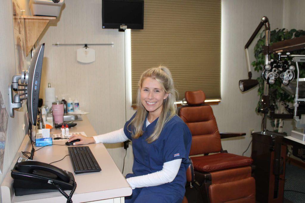 Sarah-office